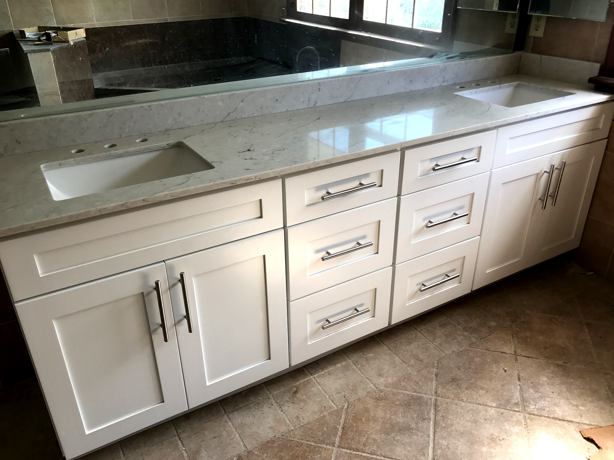 Bathroom Cabinets Fort Lauderdale